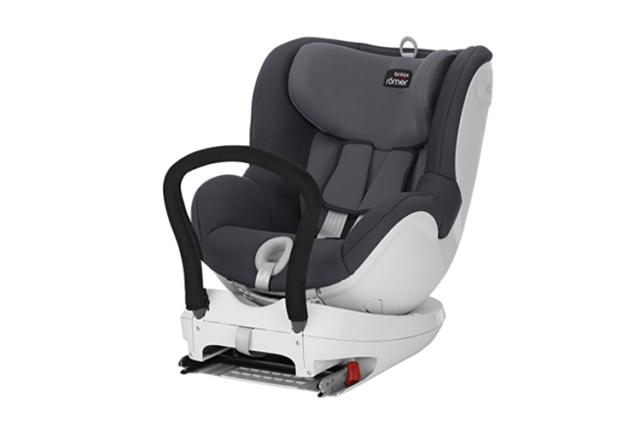 Avis et test du siège auto bébé Römer Dualfix