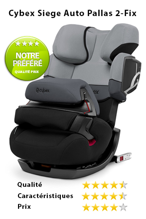 avis et note crash test du nania cosmo sp siege auto b b. Black Bedroom Furniture Sets. Home Design Ideas