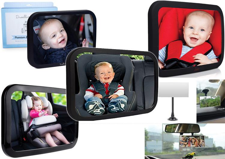 comparatif des meilleurs miroirs voiture bébé